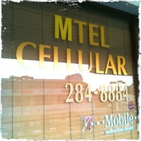 Photo taken at Mtel Cellular by Edωïи on 5/5/2012