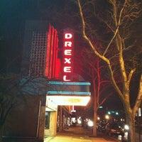 Photo taken at Drexel Theatre by Matthew B. on 2/26/2012