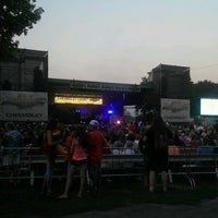 Photo taken at Chevy Court by Frank C. on 8/23/2012
