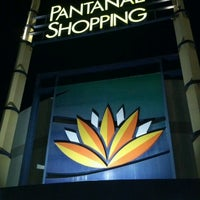 Photo taken at Pantanal Shopping by Francyellen D. on 6/28/2012