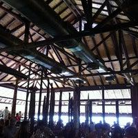 Photo taken at Manjar das Garças by Marcelo Y. on 3/25/2012