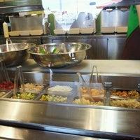 Photo taken at City Salads by Ilianita C. on 8/17/2012