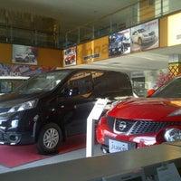 Photo taken at Nissan Nusa Dua by Oka Mahendra H. on 9/12/2012