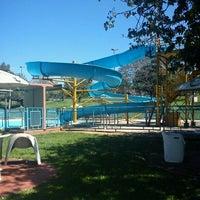 Photo taken at Cctab - Clube do Cabos e Taifeiros da Aeronáutica de Brasília by Lucila G. on 3/31/2012