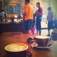 Photo taken at Stumptown Coffee Roasters by Cameron F. on 9/3/2012