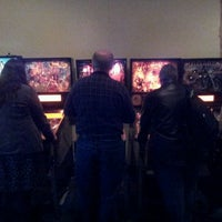 Photo taken at CP Pinball by Julie D. on 2/18/2012