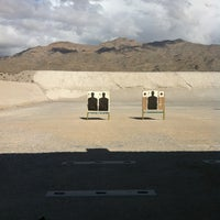 Photo taken at Clark County Shooting Park by Wendy c. on 2/12/2012