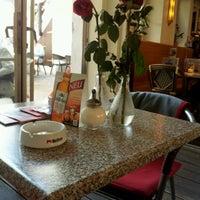 Das Foto wurde bei Cafe Extrablatt von Christian S. am 4/28/2012 aufgenommen