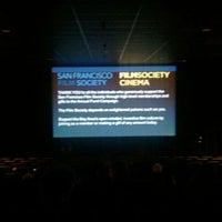 Photo taken at San Francisco Film Society by Gabriella S. on 4/26/2012