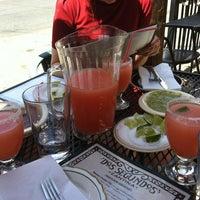 Photo taken at Cantina Dos Segundos by Stephanie on 4/16/2012