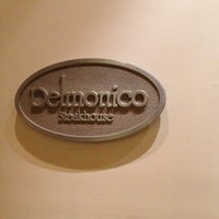 Photo taken at Delmonico Steakhouse by Cody B. on 3/29/2012