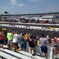 Photo taken at Pocono Raceway by Ashli N. on 6/10/2012