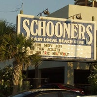 Photo taken at Schooners by Brian K. on 5/23/2012