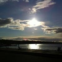 Photo taken at The Bristol Docks by Linda C. on 4/27/2012