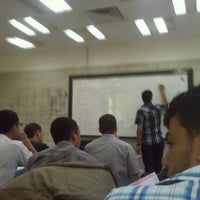 Photo taken at S Building - HTI by Mohamad H. on 6/23/2012