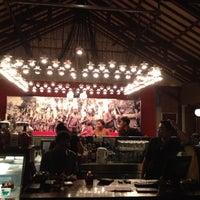Photo taken at Café Batu Jimbar by Ir U. on 5/10/2012