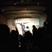 Photo taken at Palm Beach Improv by Marty N. on 4/15/2012