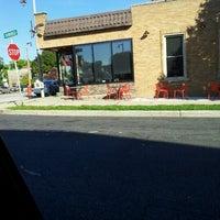 Photo taken at Anodyne Coffee Roasting Co by Eizabeth R. on 8/20/2012