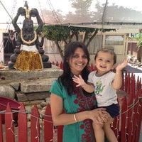 Photo taken at Fremont Hindu Temple by Roshni Z. on 7/29/2012