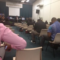 Photo taken at Mount Zion Church - Lansvale by Senirewa B. on 4/8/2012