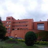 Photo taken at Facultad de Derecho by miguel p. on 6/8/2012