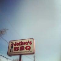 Photo taken at Jethro's BBQ by Sarah U. on 3/25/2012