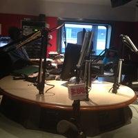 Photo taken at WBLS-FM 107.5 by Lynn D. on 9/2/2012
