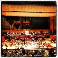 6/13/2012 tarihinde Brett V.ziyaretçi tarafından Royal Festival Hall'de çekilen fotoğraf