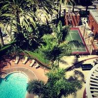 Photo taken at Residence Inn Anaheim Resort Area/Garden Grove by Ahmed J. on 8/29/2012
