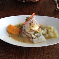 Photo taken at Limon Rotisserie by Jasmine D. on 4/16/2012