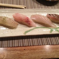 Photo taken at Shunji Japanese Cuisine by Offalo O. on 7/11/2012