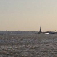 Photo taken at NY Waterway Ferry - World Financial Center Terminal by Chris H. on 3/26/2012
