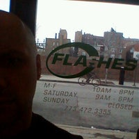 Photo taken at Flashes by SAL E. on 7/3/2012