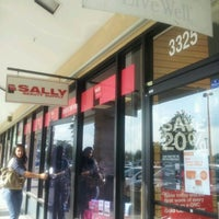 Photo taken at Sally Beauty Supply by Tania L. on 5/30/2012