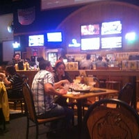 Photo taken at Buffalo Wild Wings Grill & Bar by Dmitri M. on 5/7/2012