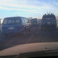 Photo taken at Puente del Vado by Carlos Augusto A. on 3/13/2012
