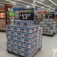 Photo taken at Walmart Supercenter by Steve on 8/18/2012