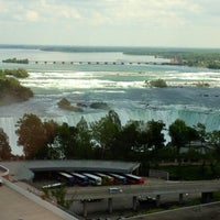 Photo taken at Four Points by Sheraton Niagara Falls Fallsview by Nikki U. on 5/24/2012