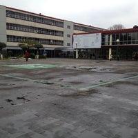 Photo taken at Escuela Superior de Turismo by Cris H. on 2/10/2012