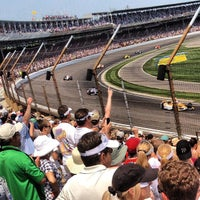 Photo taken at Indianapolis Motor Speedway by Mike T. on 5/28/2012