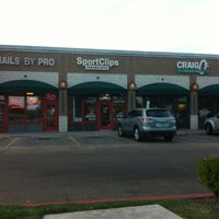 Photo taken at Sports Clips by John W. on 8/10/2012