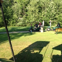 Photo taken at Hickory Grove Golf Course by Todd M. on 6/22/2012