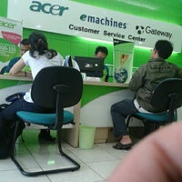 Photo taken at Acer Customer Service Center (ACSC) by Ramadhan H. on 3/7/2012