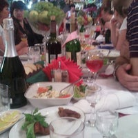 Photo taken at Крем Кафе by Димка С. on 6/10/2012