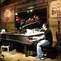 Photo taken at Pete's Dueling Piano Bar by John B. on 3/14/2012
