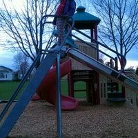 Photo taken at Blazer Park by Kelly G. on 4/8/2012