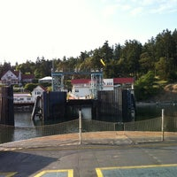 Photo taken at Orcas Island Ferry Terminal by Madi Jane W. on 5/20/2012