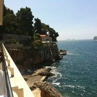 Photo taken at Excelsior Hotel Dubrovnik by Peter K. on 6/11/2012