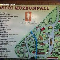 Photo taken at Sostoi Muzeumfalu - Skanzen by Janos O. on 5/19/2012