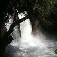 Foto diambil di Banias Waterfall oleh Michael B. pada 2/5/2012